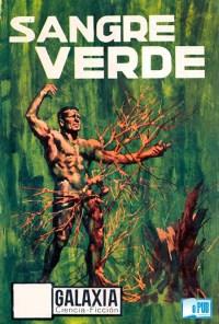 Sangre verde - Maurice Limat portada