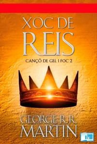 Xoc de reis - George R. R. Martin portada