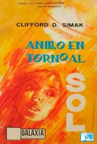 Anillo en torno al sol - Clifford D. Simak portada