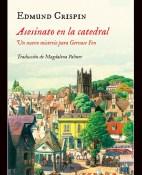 Asesinato en la catedral - Edmund Crispin portada