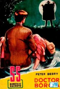 Doctor Borgia - Peter Debry portada