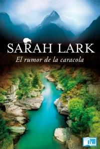 El rumor de la caracola - Sarah Lark portada.