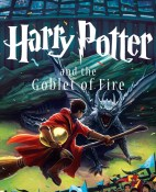 Harry Potter and the Goblet of Fire - J.K. Rowling portada
