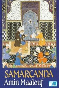 Samarcanda - Amin Maalouf portada