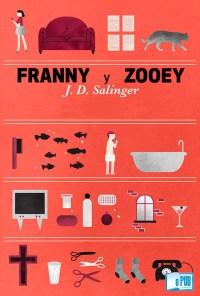 Franny y Zooey - J. D. Salinger portada