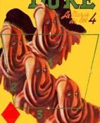 La marca de los cuatro - J. Figueroa Campos portada