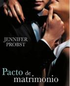 Pacto de matrimonio - Jennifer Probst portada
