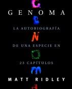 Genoma - Matt Ridley portada