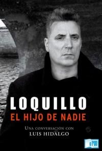 Loquillo. El hijo de nadie - Loquillo y Luis Hidalgo  portada