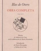 Obra completa - Blas de Otero portada