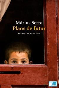Plans de futur - Marius Serra portada