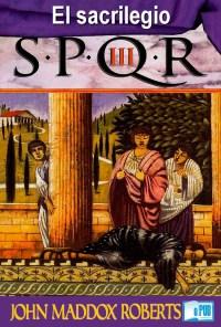 El sacrilegio - John Roberts Maddox portada