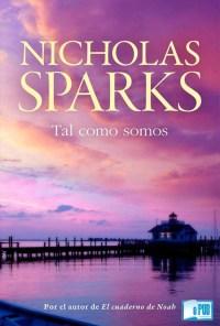 tal-como-somos-nicholas-sparks-portada