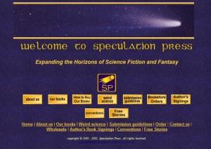 Speculation Press