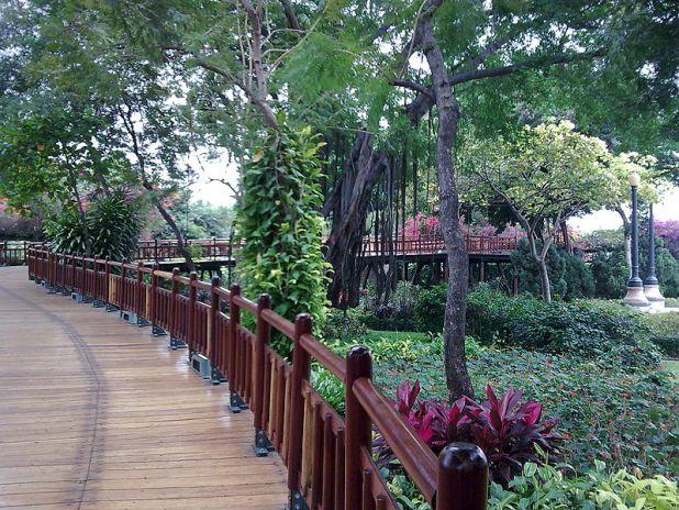 Les jardins du Malecon 2000 Guayaquil