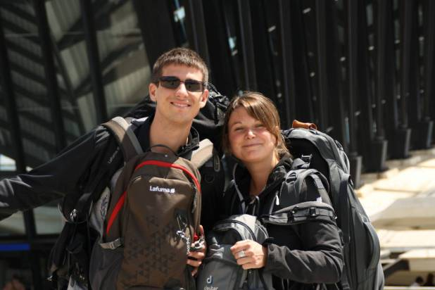 Guillaume et Julie ont voyagé en Equateur