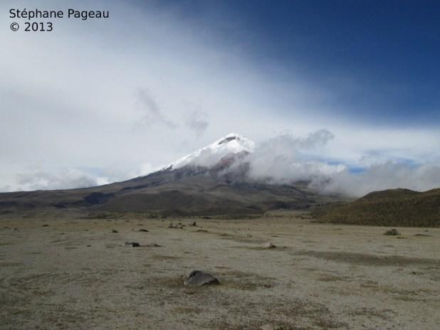Cotopaxi Equateur