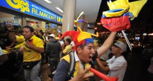 Equateur-Football-qualification-coupe du monde