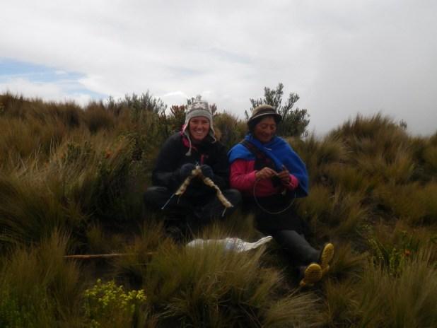 Volontariat en Equateur 5