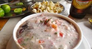 Ceviche crevettes Equateur 3