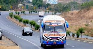 état des routes en Equateur 1