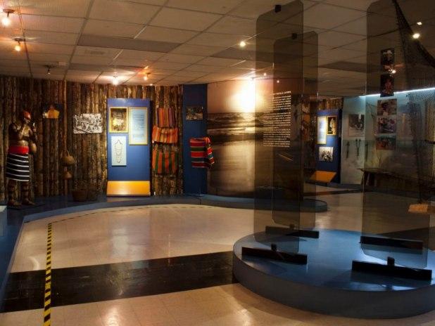 musée Pumapungo de Cuenca