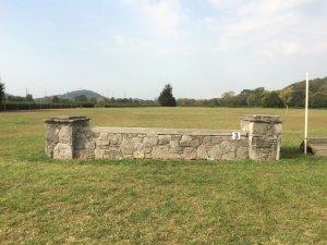 novice stone wall PWP