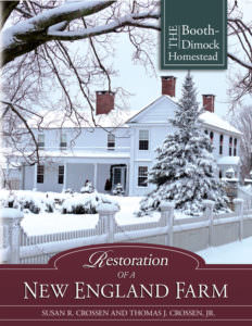 New England Farm Restoration Book