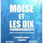 Spectacle – Moïse et les Dix Commandements