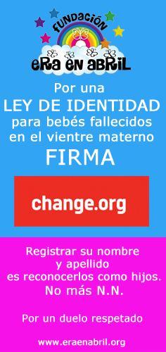 Campaña Ley de Identidad - Firma Aqui