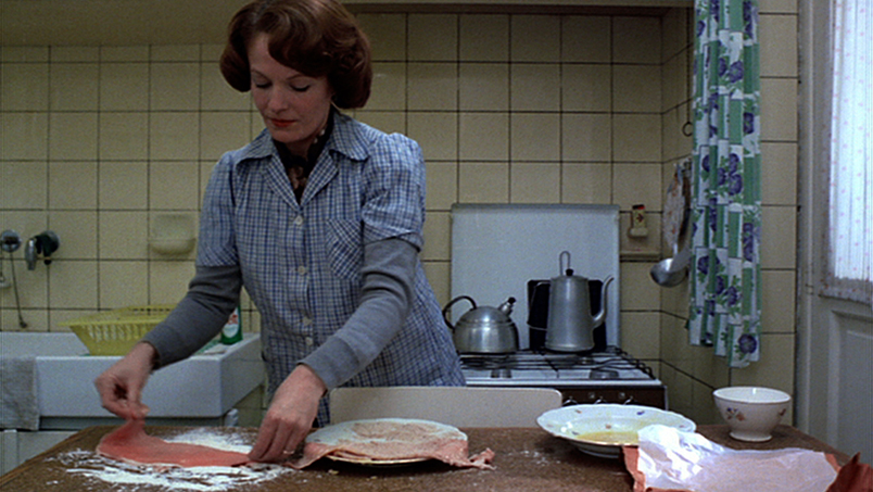 Chantal Akerman. Jeanne Dielman, 23 quai du Commerce, 1080 Bruxelles (1975)