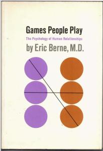 Original First Edition of Games People Play 1964