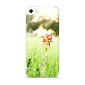 iPhone 5 iPhone 6 case nature and floral
