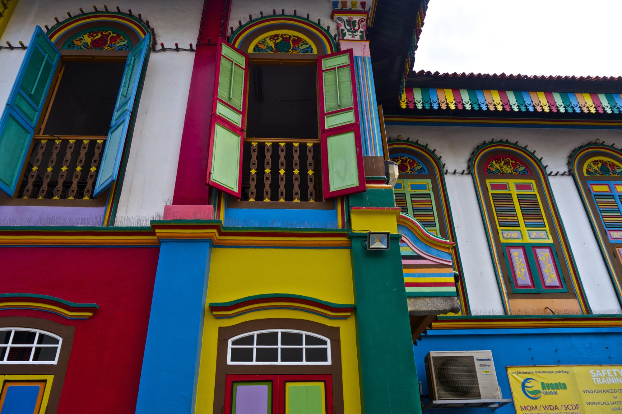 A Walk Around Singapore's Ethnic Neighborhoods