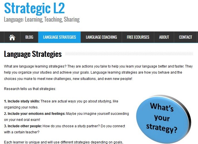 Strategic L2 Website