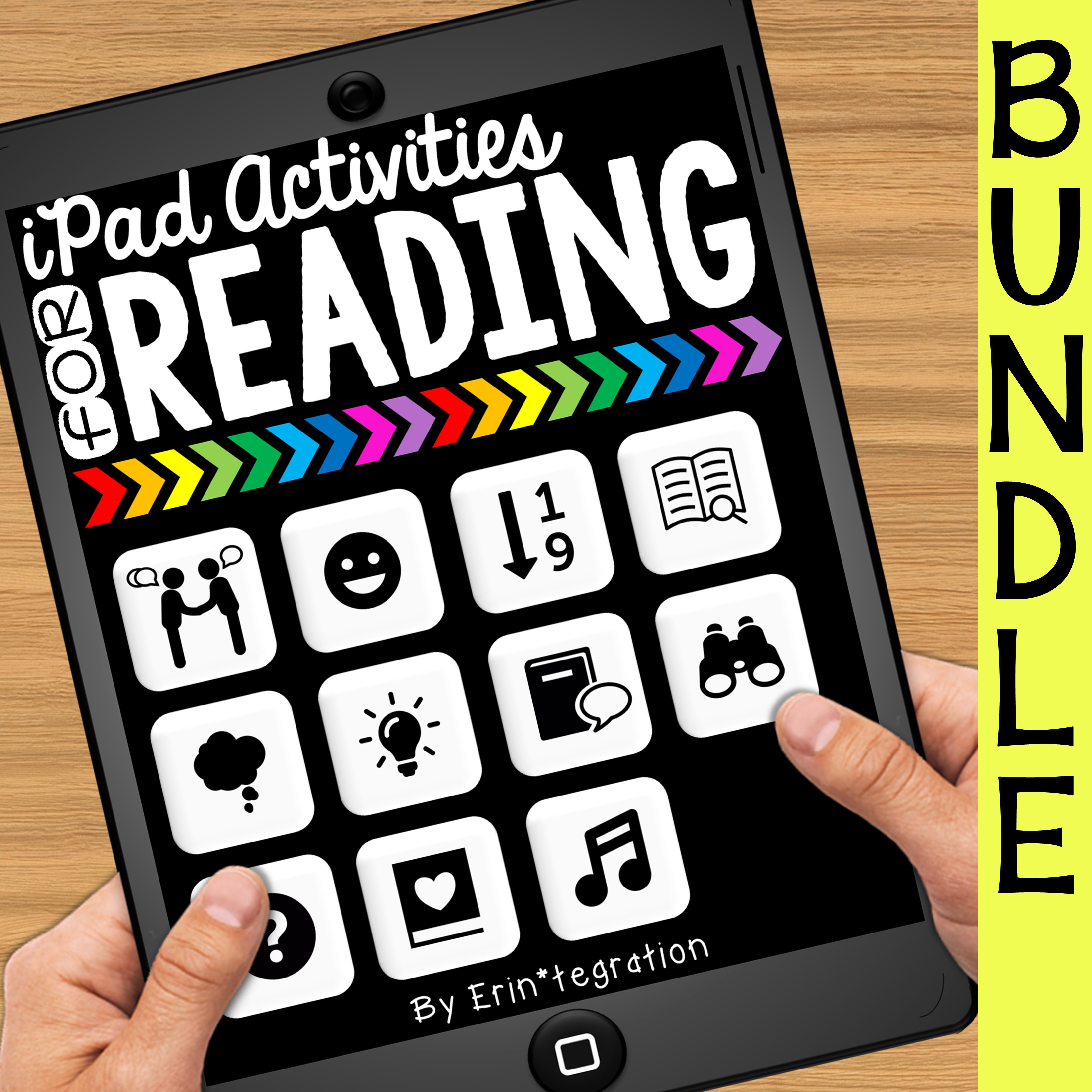 Reading iPad Activities