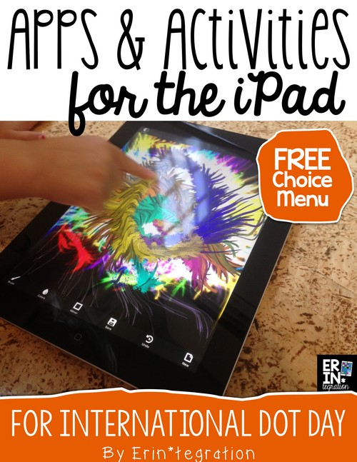 iPad Apps for International Dot Day