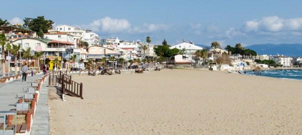 Didim Altınkum Plajı