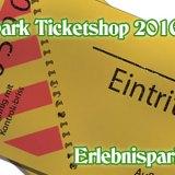 Freizeitpark Ticketshop 2016