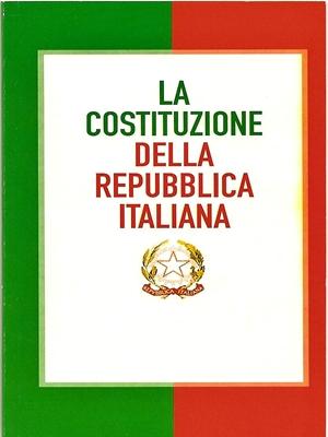Eroica fenice revisione costituzionale un italia nuova for Costituzione parlamento italiano