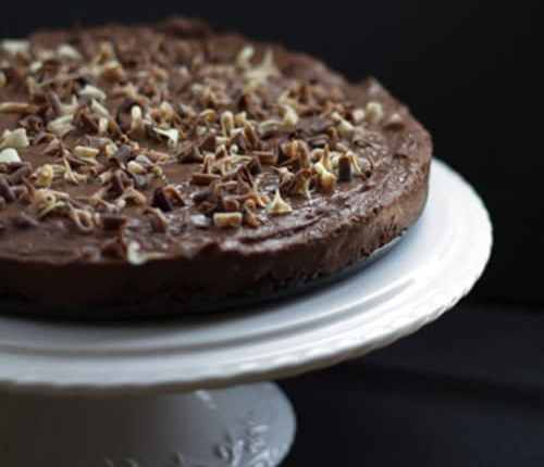 Rich & Creamy Chocolate Torte