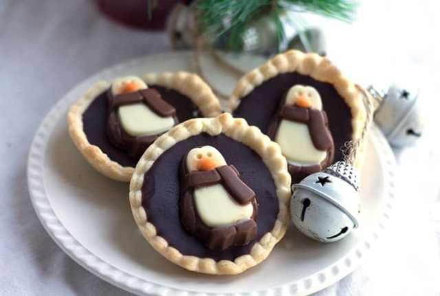 Chocolate Tarts feature