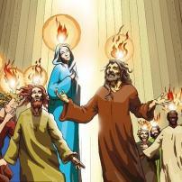 No pentecostes relatado em Atos os discípulos de Jesus falaram em línguas estranhas?