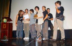 """""""Grados"""" Mejor Video Tierra en el festival Ascenso"""