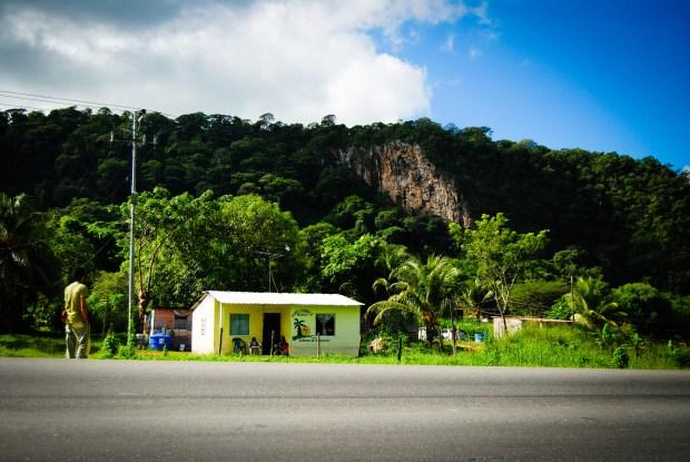 Caserio Sanare de la Costa - Foto Gabriela Folgar