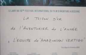 Festival Internacional Les Écrans de l'Aventure
