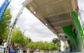 Bouldering Worldcup IFSC 2011 en Milano - Foto Diego Neonati