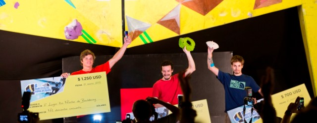 Chilenos tuvieron destacada participación en la edición 2015 del torneo de escalada más importante a nivel Sudamericano: Soho Langbehn y su hermano Facundo, consiguieron subir […]