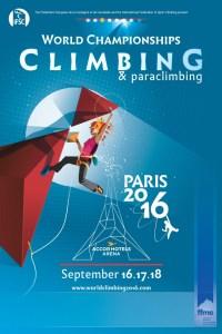 Campeonato del Mundo ParaEscalada IFSC 2016 en París @ Accor Hotels Arena | Paris-12E-Arrondissement | Île-de-France | Francia