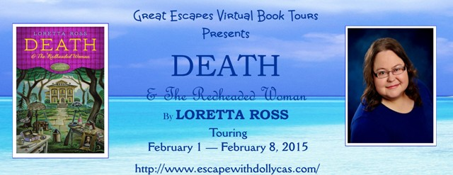 great escape tour banner large death and the red headed woman640